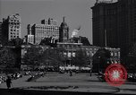 Image of New York City Hall and NYSE New York United States USA, 1942, second 7 stock footage video 65675035776