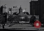 Image of New York City Hall and NYSE New York United States USA, 1942, second 8 stock footage video 65675035776