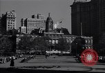 Image of New York City Hall and NYSE New York United States USA, 1942, second 10 stock footage video 65675035776