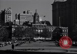 Image of New York City Hall and NYSE New York United States USA, 1942, second 12 stock footage video 65675035776