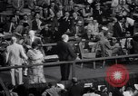 Image of Herbert Hoover Cleveland Ohio USA, 1936, second 5 stock footage video 65675035779