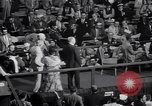Image of Herbert Hoover Cleveland Ohio USA, 1936, second 8 stock footage video 65675035779