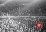 Image of Crowd after Herbert Hoover speech Cleveland Ohio USA, 1936, second 1 stock footage video 65675035790