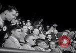 Image of Crowd after Herbert Hoover speech Cleveland Ohio USA, 1936, second 6 stock footage video 65675035790