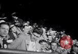 Image of Crowd after Herbert Hoover speech Cleveland Ohio USA, 1936, second 8 stock footage video 65675035790