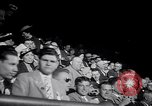 Image of Crowd after Herbert Hoover speech Cleveland Ohio USA, 1936, second 9 stock footage video 65675035790