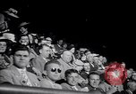 Image of Crowd after Herbert Hoover speech Cleveland Ohio USA, 1936, second 10 stock footage video 65675035790