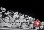 Image of Crowd after Herbert Hoover speech Cleveland Ohio USA, 1936, second 12 stock footage video 65675035790