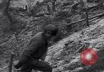 Image of US army position at its bunker Korea, 1951, second 9 stock footage video 65675035798