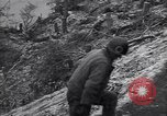 Image of US army position at its bunker Korea, 1951, second 10 stock footage video 65675035798