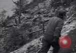 Image of US army position at its bunker Korea, 1951, second 11 stock footage video 65675035798