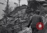 Image of US army position at its bunker Korea, 1951, second 12 stock footage video 65675035798