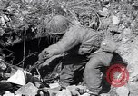 Image of US Army captures enemy bunker in Korean War Korea, 1951, second 2 stock footage video 65675035800