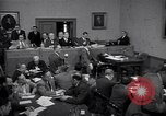 Image of court hearing a case on gangster Frank Costello United States USA, 1951, second 2 stock footage video 65675035801