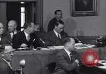Image of court hearing a case on gangster Frank Costello United States USA, 1951, second 5 stock footage video 65675035801