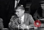 Image of Allegations on gangster Frank Costello United States USA, 1951, second 4 stock footage video 65675035802