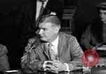 Image of Allegations on gangster Frank Costello United States USA, 1951, second 6 stock footage video 65675035802