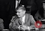 Image of Allegations on gangster Frank Costello United States USA, 1951, second 7 stock footage video 65675035802