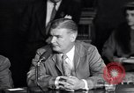 Image of Allegations on gangster Frank Costello United States USA, 1951, second 10 stock footage video 65675035802