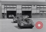 Image of Amphibious Landing Vehicles during a practice session United States USA, 1941, second 8 stock footage video 65675035812