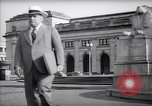Image of Mayor of the New York City Fiorello H LaGuardia Washington DC USA, 1937, second 8 stock footage video 65675035813