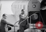 Image of Mayor of New York F H LaGuardia takes a flight United States USA, 1937, second 10 stock footage video 65675035816