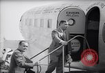 Image of Mayor of New York F H LaGuardia takes a flight United States USA, 1937, second 12 stock footage video 65675035816