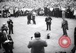 Image of Mayor of New York Fiorello LaGuardia during his address New York United States USA, 1937, second 5 stock footage video 65675035819