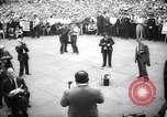 Image of Mayor of New York Fiorello LaGuardia during his address New York United States USA, 1937, second 6 stock footage video 65675035819