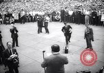 Image of Mayor of New York Fiorello LaGuardia during his address New York United States USA, 1937, second 9 stock footage video 65675035819