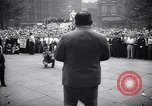 Image of Mayor of New York Fiorello LaGuardia during his address New York United States USA, 1937, second 12 stock footage video 65675035819