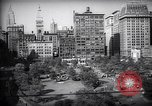Image of Tammany Hall Union Square and nearby buildings New York United States USA, 1937, second 2 stock footage video 65675035828