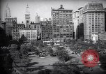 Image of Tammany Hall Union Square and nearby buildings New York United States USA, 1937, second 5 stock footage video 65675035828