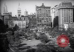 Image of Tammany Hall Union Square and nearby buildings New York United States USA, 1937, second 7 stock footage video 65675035828