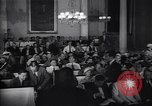 Image of Mayor of New York Fiorello LaGuardia chairs a conference New York United States USA, 1937, second 6 stock footage video 65675035831