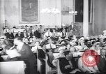 Image of Mayor of New York Fiorello LaGuardia chairs a conference New York United States USA, 1937, second 7 stock footage video 65675035831