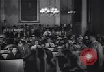 Image of Mayor of New York Fiorello LaGuardia chairs a conference New York United States USA, 1937, second 8 stock footage video 65675035831