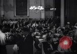 Image of Mayor of New York Fiorello LaGuardia chairs a conference New York United States USA, 1937, second 11 stock footage video 65675035831