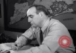 Image of Member of Mayor LaGuardia's staff New York City USA, 1937, second 1 stock footage video 65675035832