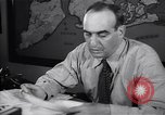 Image of Member of Mayor LaGuardia's staff New York City USA, 1937, second 3 stock footage video 65675035832