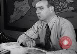 Image of Member of Mayor LaGuardia's staff New York City USA, 1937, second 5 stock footage video 65675035832