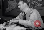 Image of Member of Mayor LaGuardia's staff New York City USA, 1937, second 6 stock footage video 65675035832