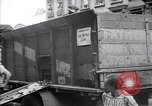 Image of negro driver unloading coal New York United States USA, 1939, second 8 stock footage video 65675035836