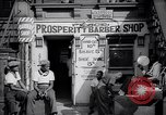Image of barber shop New York United States USA, 1939, second 2 stock footage video 65675035837
