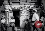Image of barber shop New York United States USA, 1939, second 3 stock footage video 65675035837