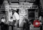 Image of barber shop New York United States USA, 1939, second 4 stock footage video 65675035837