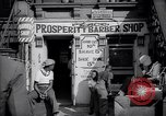 Image of barber shop New York United States USA, 1939, second 6 stock footage video 65675035837