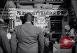 Image of barber shop New York United States USA, 1939, second 7 stock footage video 65675035837
