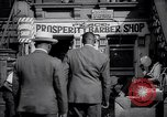 Image of barber shop New York United States USA, 1939, second 8 stock footage video 65675035837