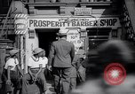 Image of barber shop New York United States USA, 1939, second 11 stock footage video 65675035837